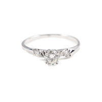 Enchanting .50 ct Diamond Ring